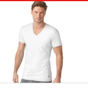 Single V-NECK Ralph Lauren